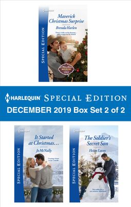 Harlequin Special Edition December 2019 - Box Set 2 of 2