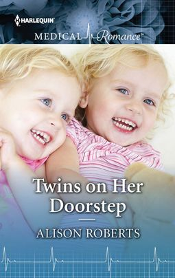 Twins on Her Doorstep