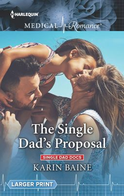 The Single Dad's Proposal