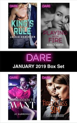 Harlequin Dare January 2019 Box Set