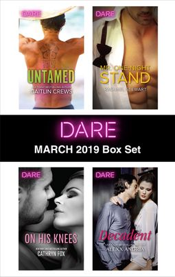 Harlequin Dare March 2019 Box Set