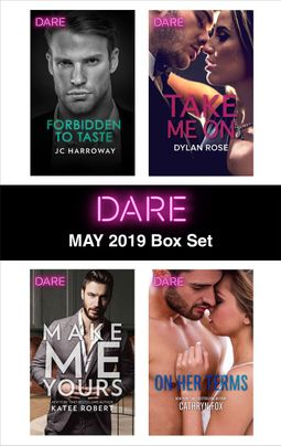Harlequin Dare May 2019 Box Set