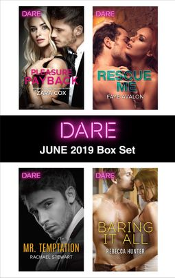 Harlequin Dare June 2019 Box Set