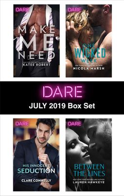 Harlequin Dare July 2019 Box Set