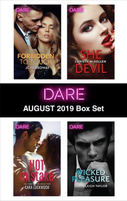 Harlequin Dare August 2019 Box Set