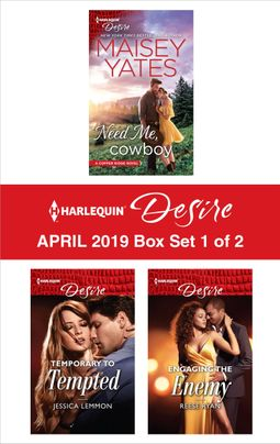 Harlequin Desire April 2019 - Box Set 1 of 2