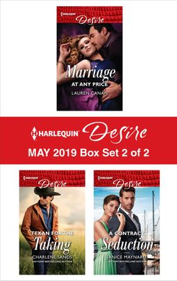 Harlequin Desire May 2019 - Box Set 2 of 2