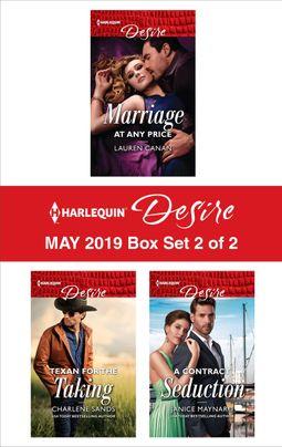 Harlequin Desire May 2019 - Box Set 2 of 2