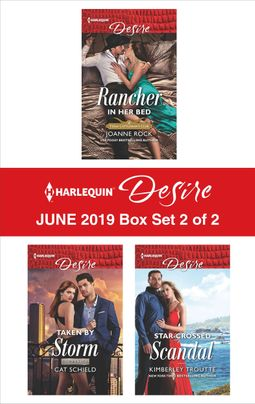 Harlequin Desire June 2019 - Box Set 2 of 2