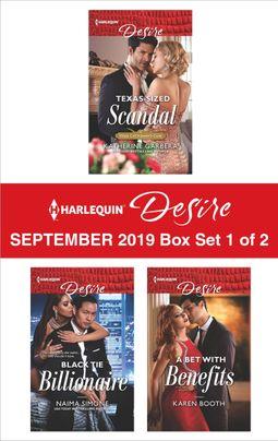 Harlequin Desire September 2019 - Box Set 1 of 2