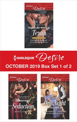 Harlequin Desire October 2019 - Box Set 1 of 2