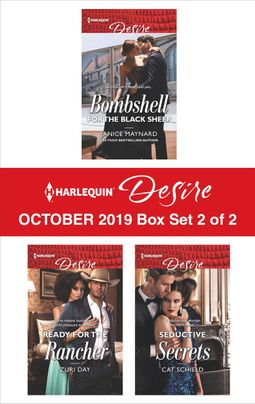 Harlequin Desire October 2019 - Box Set 2 of 2