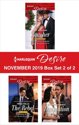 Harlequin Desire November 2019 - Box Set 2 of 2