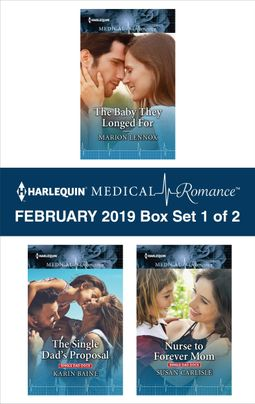 Harlequin Medical Romance February 2019 - Box Set 1 of 2