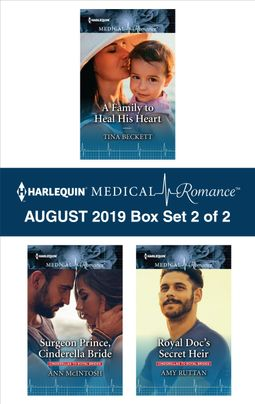 Harlequin Medical Romance August 2019 - Box Set 2 of 2