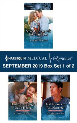 Harlequin Medical Romance September 2019 - Box Set 1 of 2