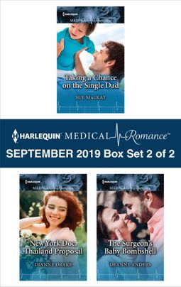 Harlequin Medical Romance September 2019 - Box Set 2 of 2