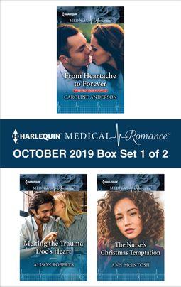 Harlequin Medical Romance October 2019 - Box Set 1 of 2