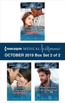 Harlequin Medical Romance October 2019 - Box Set 2 of 2