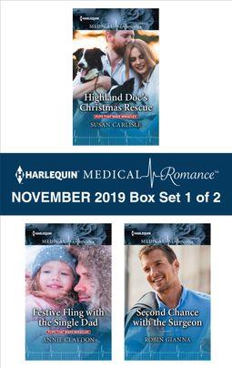 Harlequin Medical Romance November 2019 - Box Set 1 of 2