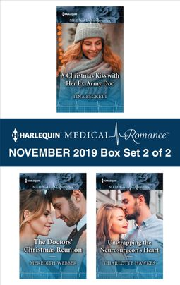 Harlequin Medical Romance November 2019 - Box Set 2 of 2