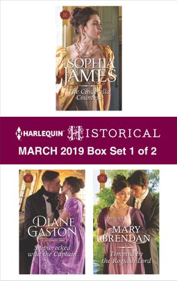 Harlequin Historical March 2019 - Box Set 1 of 2