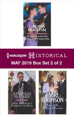 Harlequin Historical May 2019 - Box Set 2 of 2