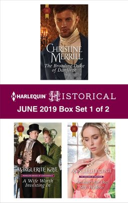 Harlequin Historical June 2019 - Box Set 1 of 2