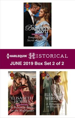 Harlequin Historical June 2019 - Box Set 2 of 2