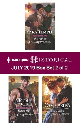 Harlequin Historical July 2019 - Box Set 2 of 2