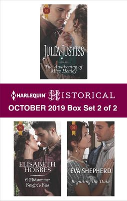 Harlequin Historical October 2019 - Box Set 2 of 2