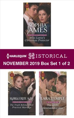 Harlequin Historical November 2019 - Box Set 1 of 2