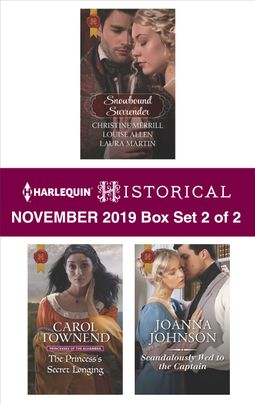 Harlequin Historical November 2019 - Box Set 2 of 2
