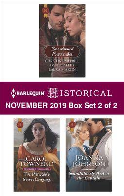 Harlequin Historical November 2019 - Box Set 2 of 2
