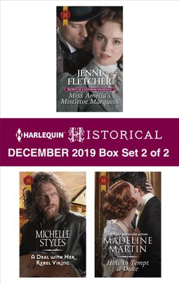 Harlequin Historical December 2019 - Box Set 2 of 2