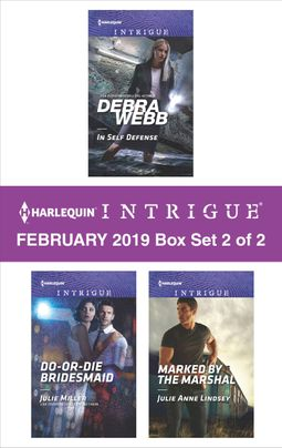 Harlequin Intrigue February 2019 - Box Set 2 of 2