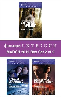 Harlequin Intrigue March 2019 - Box Set 2 of 2