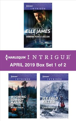 Harlequin Intrigue April 2019 - Box Set 1 of 2