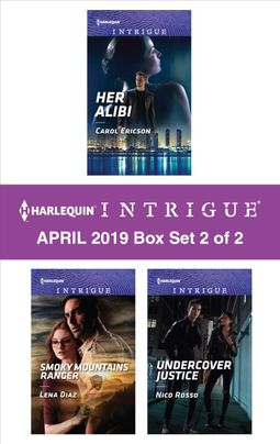 Harlequin Intrigue April 2019 - Box Set 2 of 2