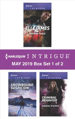 Harlequin Intrigue May 2019 - Box Set 1 of 2