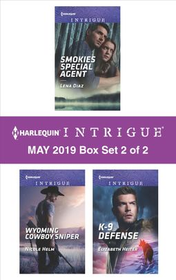 Harlequin Intrigue May 2019 - Box Set 2 of 2