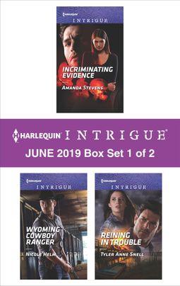 Harlequin Intrigue June 2019 - Box Set 1 of 2
