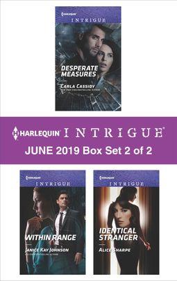 Harlequin Intrigue June 2019 - Box Set 2 of 2