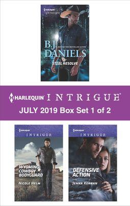Harlequin Intrigue July 2019 - Box Set 1 of 2