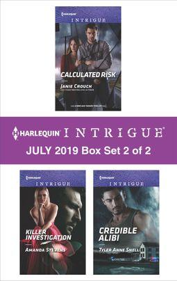 Harlequin Intrigue July 2019 - Box Set 2 of 2