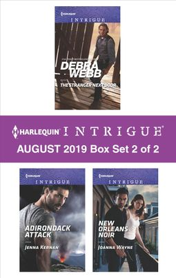 Harlequin Intrigue August 2019 - Box Set 2 of 2