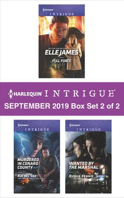 Harlequin Intrigue September 2019 - Box Set 2 of 2