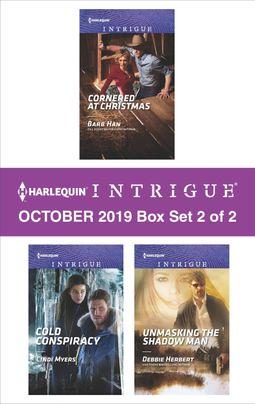 Harlequin Intrigue October 2019 - Box Set 2 of 2