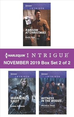 Harlequin Intrigue November 2019 - Box Set 2 of 2