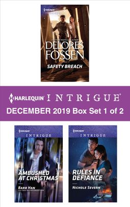Harlequin Intrigue December 2019 - Box Set 1 of 2